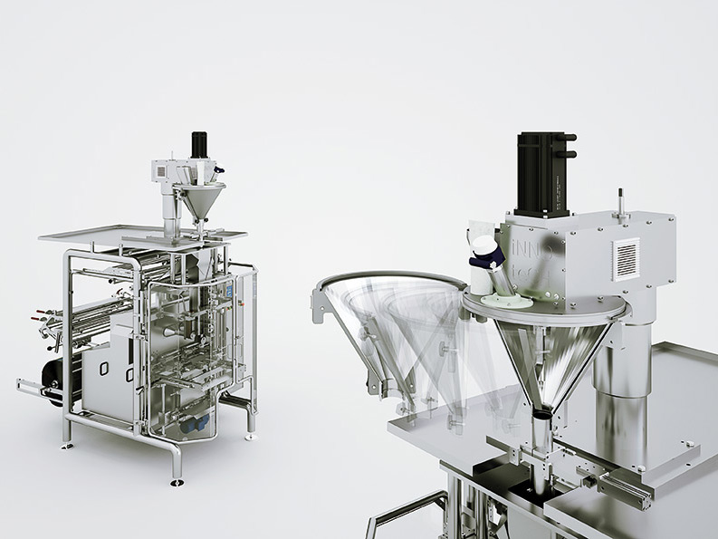 DOSING SYSTEMS - VOLUMETRIC AND GRAVIMETRIC