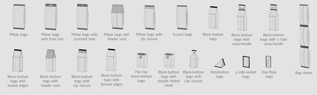 inno-tech - bag versions