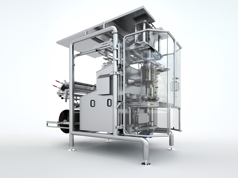 Verpackungsmaschinen - Clean Design