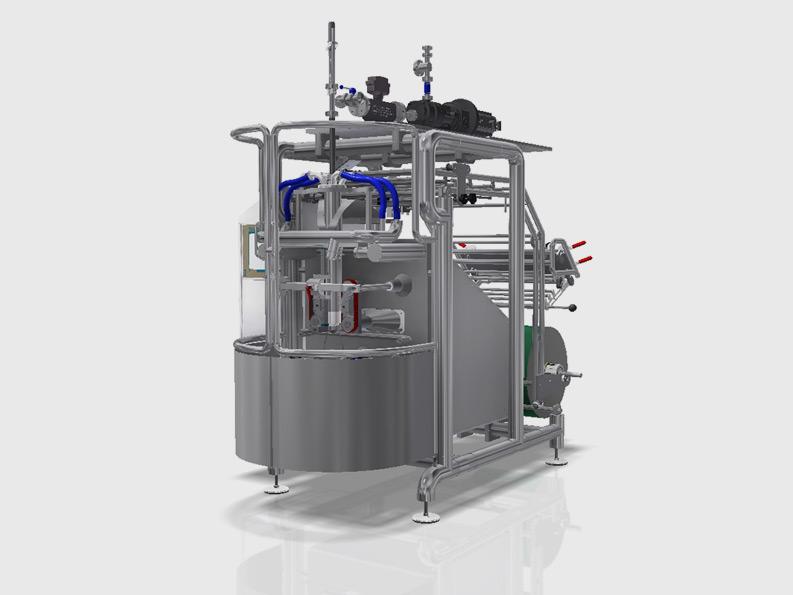 Verpackungsmaschinen - Flüssigkeitsabfüllung