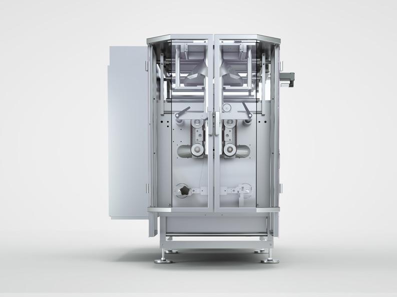 Verpackungsmaschinen - Vakuum-Maschinen