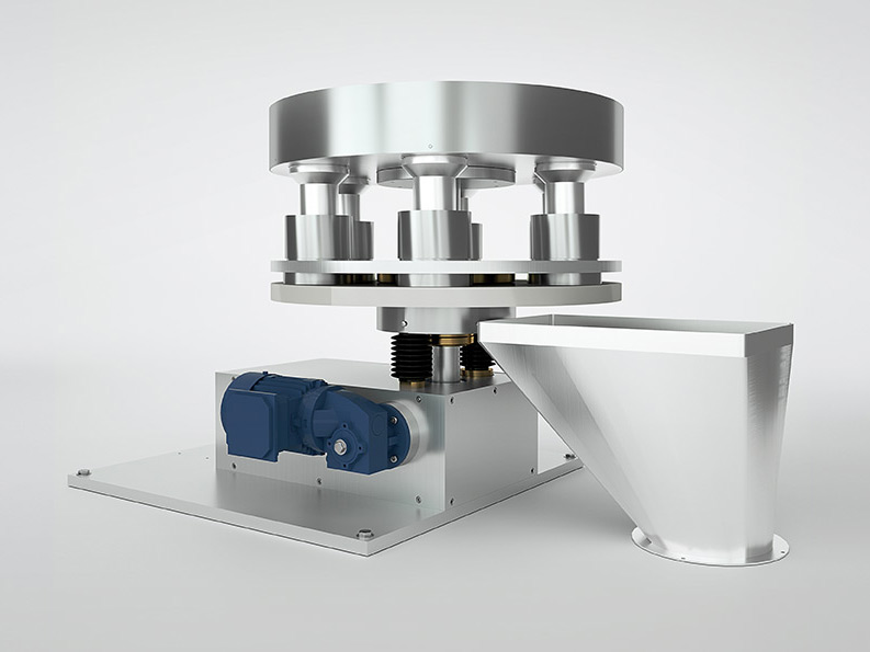 inno-tech Volume dosing system