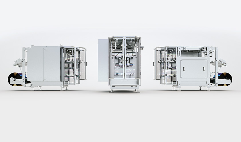 inno tech Verpackungsmaschinen - Produktpalette