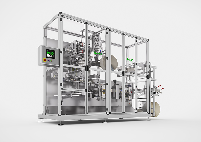 Verpackungsmaschinen - REVO S - CONTINUOUS HIGH SPEED