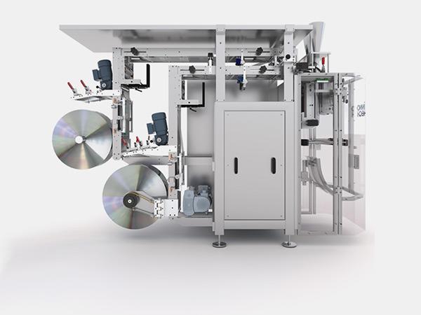 Verpackungsmaschinen - REVO S - kontinuierlich Highspeed